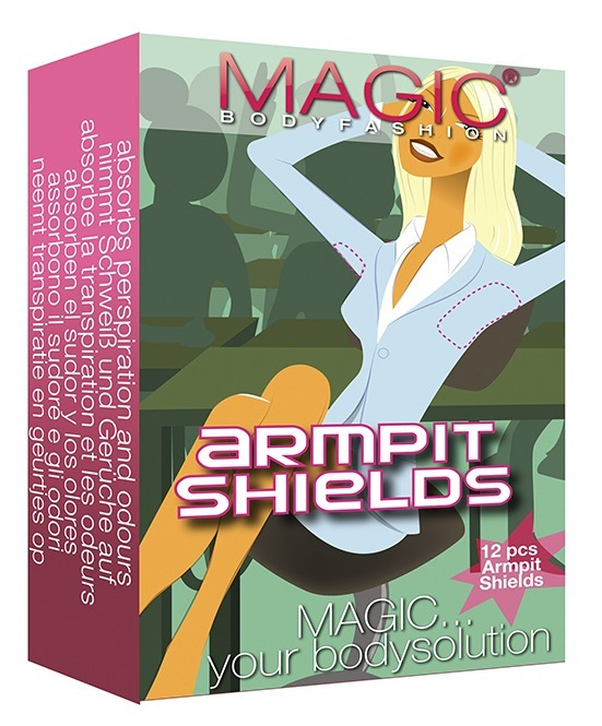 Magic Armpit shields