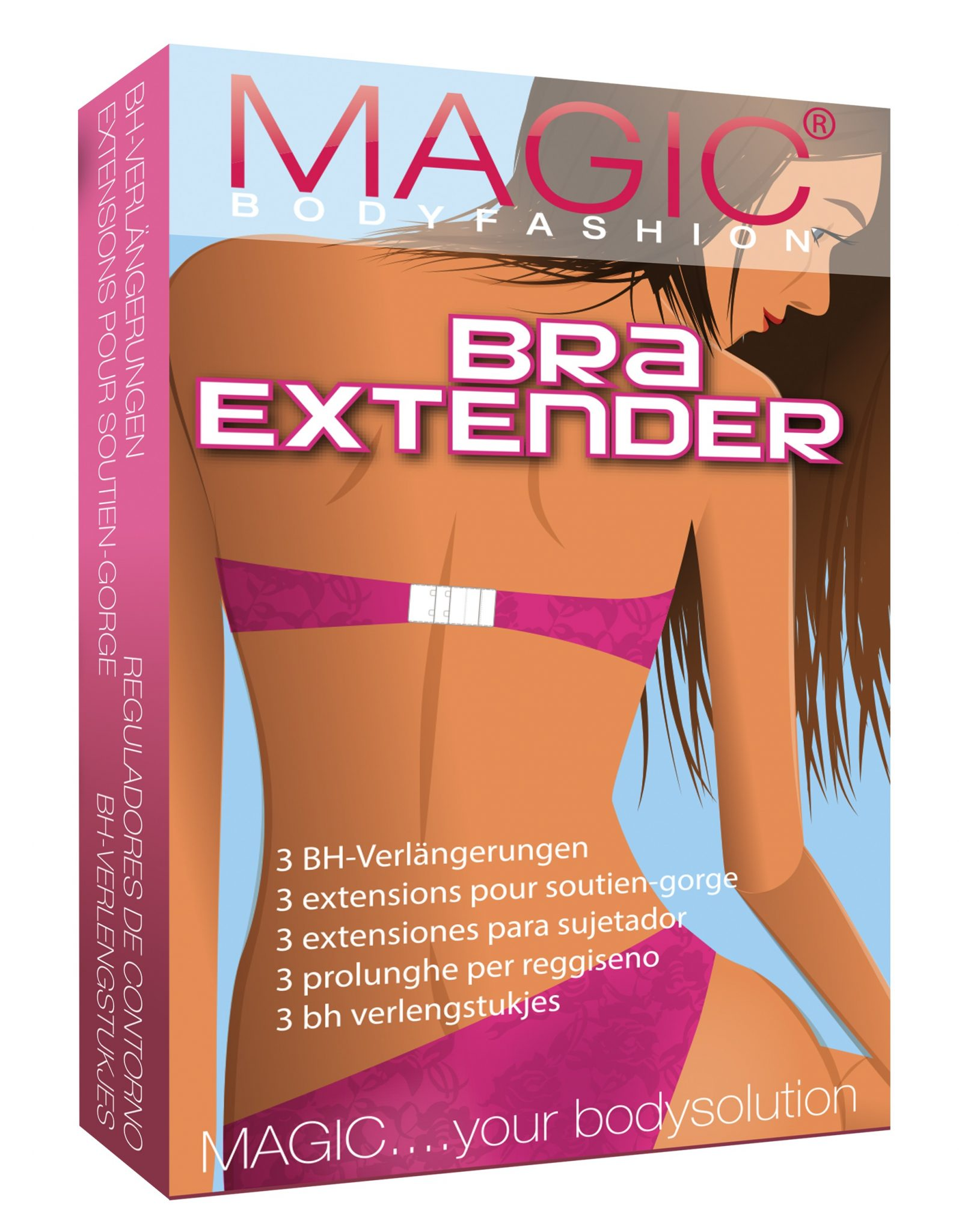 Magic Bra Extender