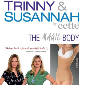 Trinny & Susannah The Magic Body huid