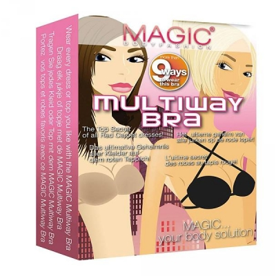 Magic Multiway Bra huid