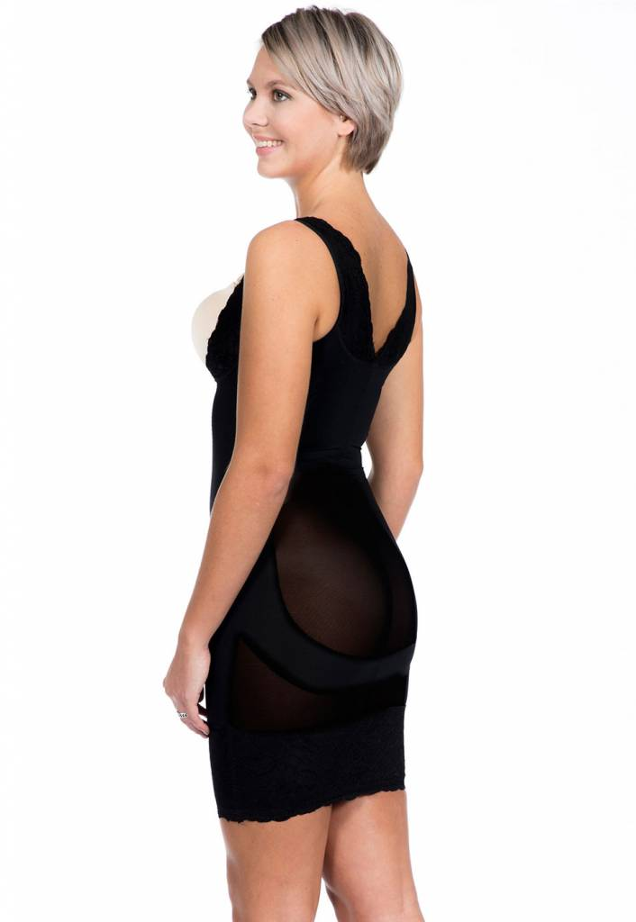 Magic Super Control Dress zwart