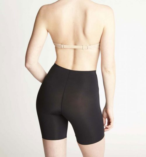 NO-MI Sleeking Smoothing Short zwart