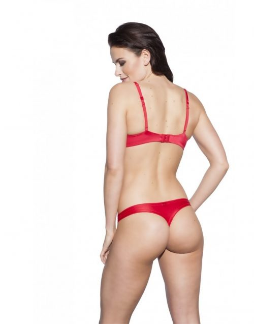 Sapph Comfort Light Push Up Beha rood