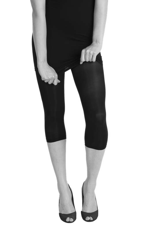 NO-MI Shape-up capri legging