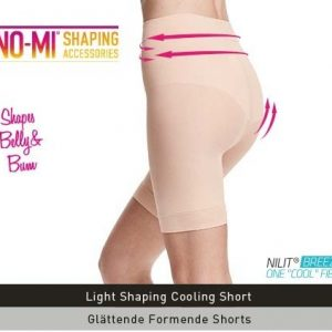 NO-MI Shorty Breeze zwart