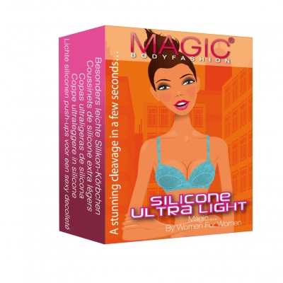 Magic Silicone Ultra Light cups